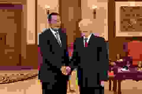 Thủ tướng Campuchia bác bỏ việc cho phép lập căn cứ quân sự nước ngoài trên lãnh thổ