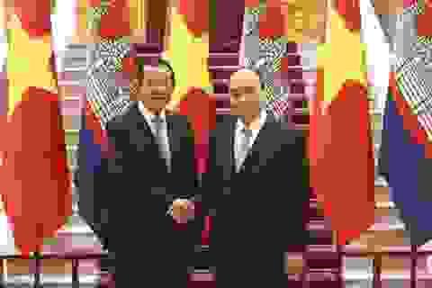 Quan hệ Việt Nam - Campuchia: Tài sản chung quý giá của hai dân tộc