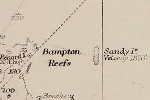 """Bí ẩn """"hòn đảo ma"""" tại Nam Thái Bình Dương"""