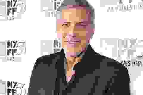 Tài tử George Clooney hào phóng tặng mỗi người bạn… 1 triệu USD