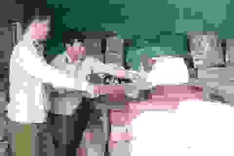 Bắt gần 2 tấn gỗ hương, trắc không giấy tờ