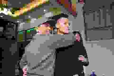Cầu thủ Quang Hải tiết lộ lý do trở về thăm nhà trong lặng lẽ