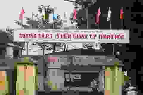 Thanh Hóa: Thực hiện đề án sắp xếp các trường THPT công lập