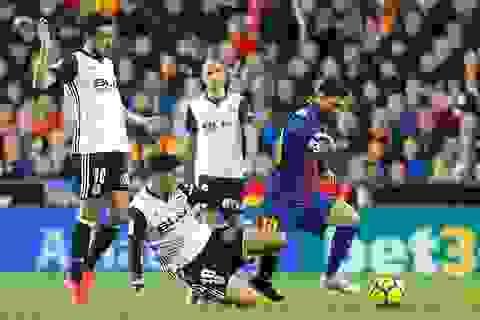 Barcelona - Valencia: Thử thách lớn với nhà vô địch