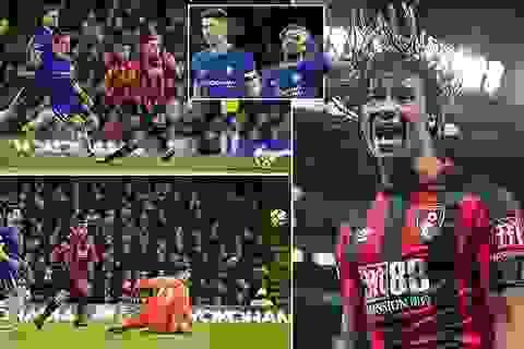 Chelsea 0-3 Bournemouth: Khi Conte phải câm lặng
