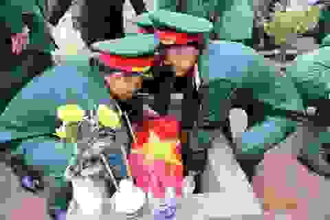 Quảng Trị tổ chức lễ truy điệu và an táng 40 hài cốt liệt sĩ
