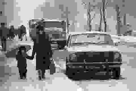Những mùa tuyết phủ trắng Liên Xô