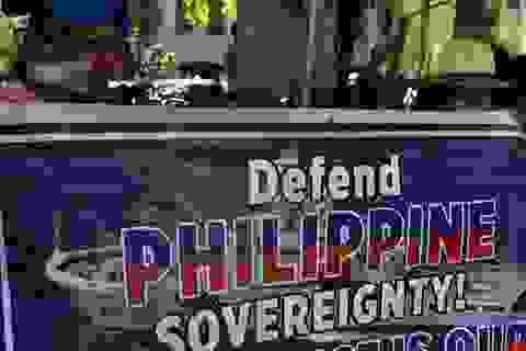 Mối lo từ quyết định cho phép Trung Quốc khảo sát trong thềm lục địa của Philippines