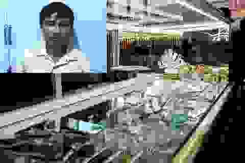 Bắt nghi can cướp tiệm vàng tại Bình Dương gần 2 năm trước