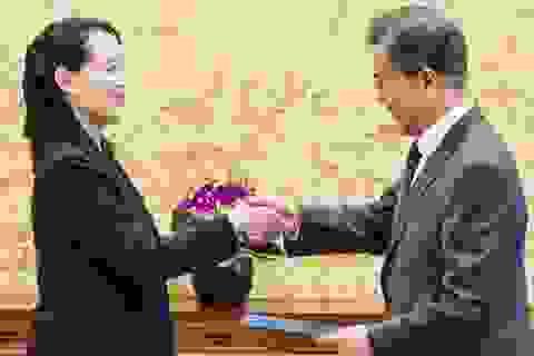 """Lộ thực đơn Hàn Quốc chiêu đãi """"sứ giả hòa bình"""" của Triều Tiên"""