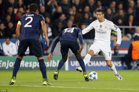 Real Madrid - PSG: Kinh điển ở Bernabeu