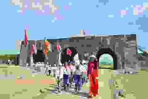 Thành Nhà Hồ mở cửa miễn phí cho khách tham quan trong dịp Tết