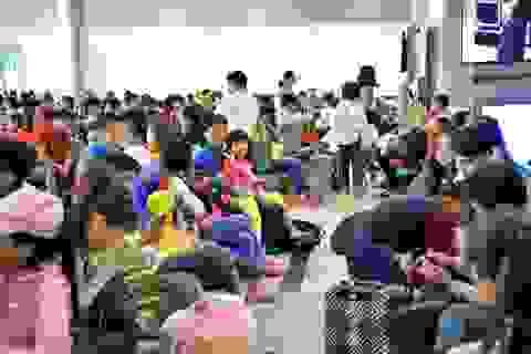 Hạn chế tối đa tình trạng trễ chuyến tại sân bay Tân Sơn Nhất