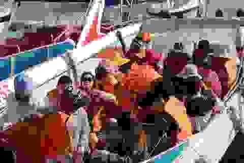 Nha Trang: Bến tàu du lịch đông nghịt khách ngày giáp Tết