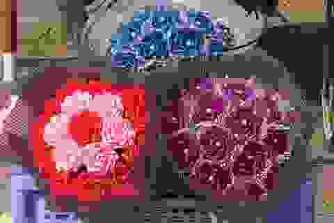 Cận Tết, đường bán hoa Valentine... vắng hoe