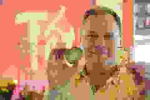 Du khách quốc tế hào hứng trải nghiệm Tết Việt