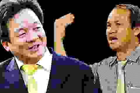 Hai ông bầu đứng phía sau thành công của U23 Việt Nam tại giải châu Á