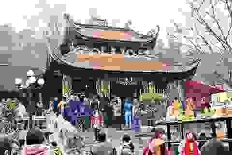 Những ngôi chùa linh thiêng để cầu may dịp đầu năm ở miền Bắc