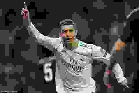 Real Madrid 3-1 PSG: Cú đúp của C.Ronaldo