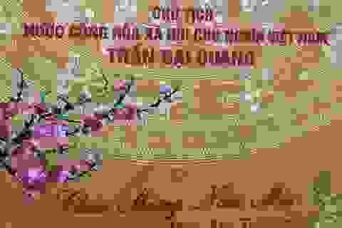 Chủ tịch nước: Mỗi người Việt cần nỗ lực khẳng định bản lĩnh, trí tuệ Việt Nam