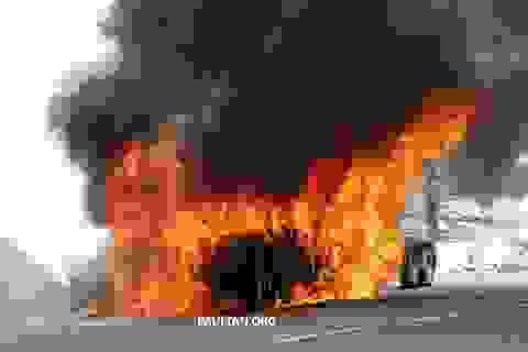 Malaysia khuyến khích chủ xe ô tô trang bị bình chữa cháy mini