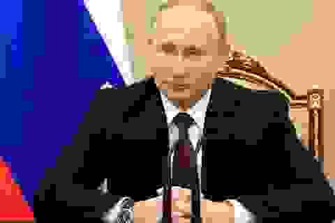 Tổng thống Putin sẽ không sửa hiến pháp để giữ 3 nhiệm kỳ liên tiếp