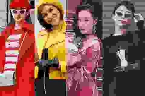 Soi trang phục đẹp - xấu của sao Việt đầu năm mới