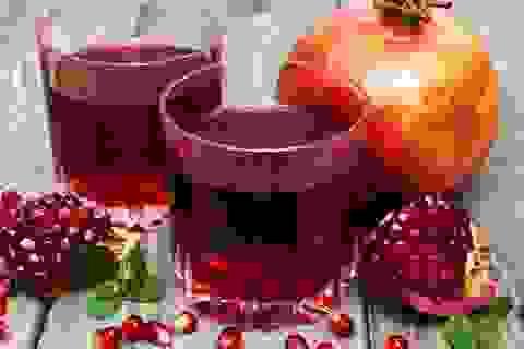 Uống nước sinh tố trái cây không đúng nguy hại như thế nào