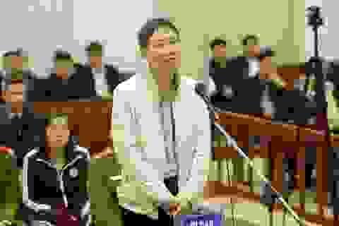 Viện Kiểm sát nói Trịnh Xuân Thanh phải xấu hổ trước xã hội
