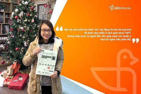 Từ cô sinh viên sợ tiếng Anh trở thành chủ nhân học bổng 233 triệu đồng tại vương quốc Anh