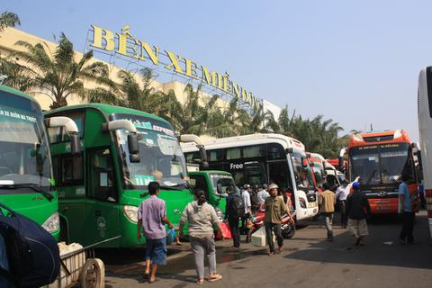 Lần đầu tiên vùng TPHCM họp đảm bảo an toàn giao thông dịp Tết