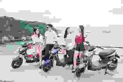 Jeek New Dibao: Xe điện bứt phá của Dibao cho thị trường Việt năm 2018
