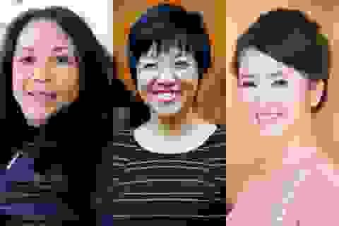 Ba nữ nghệ sĩ tuổi Tuất thành công được khán giả mến mộ