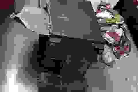 Đóng cửa về quê ăn tết, bị trộm đột nhập lấy gần nửa tỷ đồng