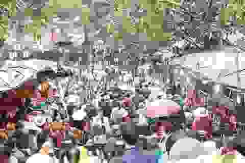 """Không để tình trạng """"chặt chém"""", mê tín dị đoan… diễn ra tại chùa Hương"""