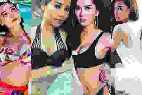 Đọ vẻ nóng bỏng 4 mỹ nhân 9x được kì vọng của điện ảnh Việt 2018