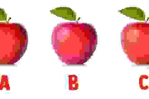 Thử tài tinh mắt: Bạn có giỏi phân biệt màu sắc?