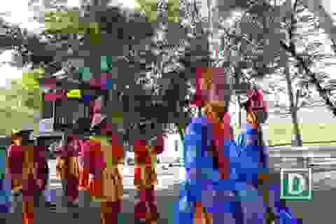 Đà Nẵng: Rộn ràng lễ hội đình làng Tuý Loan