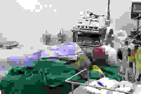 Giang hồ hỗn chiến trong đêm, 3 người bị chém trọng thương