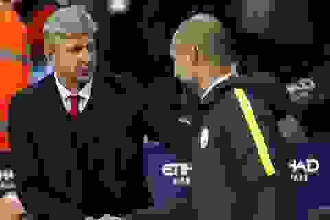 Arsenal - Man City: Lần đầu của Wenger hay Guardiola?