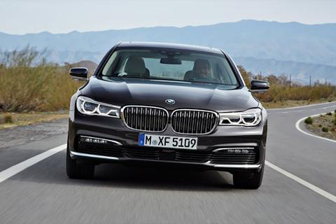 BMW triệu hồi gần 12.000 chiếc 5-series và 7-series