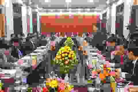 Phó Thủ tướng Vũ Đức Đam làm việc với lãnh đạo tỉnh Quảng Trị
