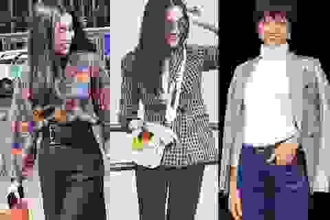 Hà Hồ, Thanh Hằng mặc đẹp nhất tuần; Hoa hậu H'Hen Niê lọt top sao mặc xấu