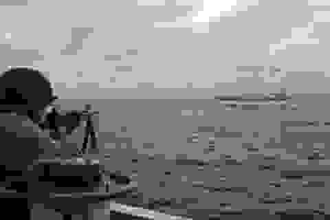 Argentina nổ súng bắn tàu cá Trung Quốc đánh bắt trái phép