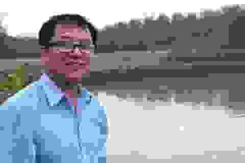 Trai trẻ 8X bỏ nghề báo về quê nuôi lợn, gà