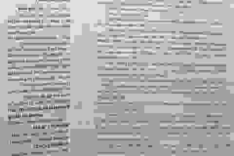 Nhịp cầu bạn đọc số 5: Nhiều câu hỏi của người dân quận Ba Đình bị thu hồi đất cần được trả lời!