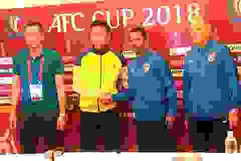 SL Nghệ An quyết tìm kiếm chiến thắng thứ hai ở AFC Cup 2018