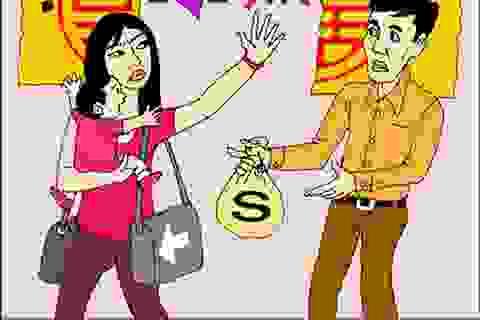Trốn chu cấp tiền nuôi con sau ly hôn có thể phải chịu trách nhiệm hình sự!