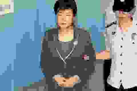 Cựu Tổng thống Hàn Quốc Park Geun-hye đối mặt 30 năm tù