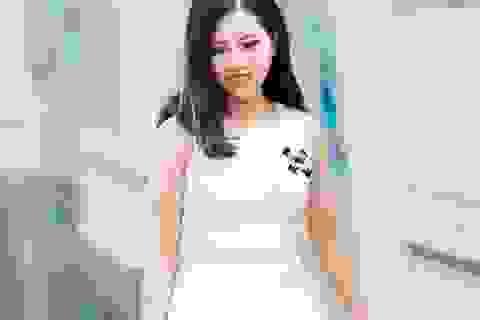 Hoa hậu Việt Hàn 2017 tiết lộ bí quyết chống nắng cho hè 2018